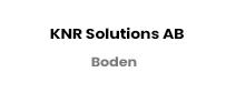 KNR Solutions AB